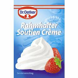 Dr. Oetker Soutien crème 3x8 g. 24g