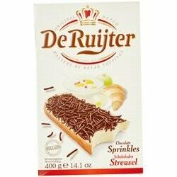De Ruijter Streusel aux pépites de chocolat 400g