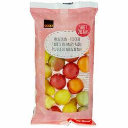Betty Bossi Fruits en massepain 165g
