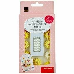 Betty Bossi Petites bougies avec support 15pce