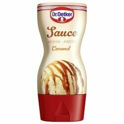 Dr. Oetker Sauce au caramel 200ml