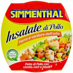 Simmenthal Salade de poulet 160g