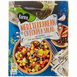 Karma Salade méditerranéenne de pois chiches 250g