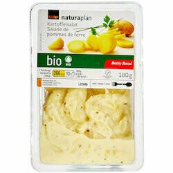 Naturaplan Bio Betty Bossi Salade de pommes de terre 180g