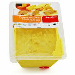 Betty Bossi Salade de poulet au curry 330g