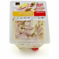 Betty Bossi Salade de saucisse & fromage 325g