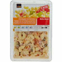 Betty Bossi Salade de cornettes au jambon 315g