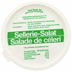 Salade de céleri 175g