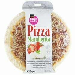 Prix Garantie Pizza Margherita 430g
