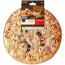 Betty Bossi pizza tonno MSC 450g