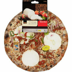 Betty Bossi Pizza au fromage de chèvre 435g