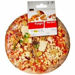 Betty Bossi Pizza Funghi 205g