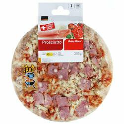 Betty Bossi Mini Pizza prosciutto 205g