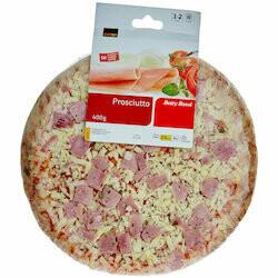 Betty Bossi Pizza prosciutto 400g