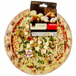 Betty Bossi Pizza aux champignons 430g