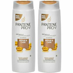 Pantène Pro-V Shampooing Repair & Care 2x500ml 1000ml