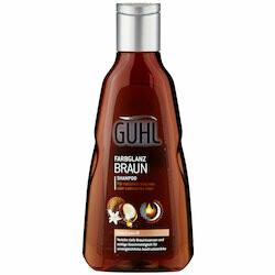 Guhl Shampooing Éclat Brun à l'huile de kukui 250ml