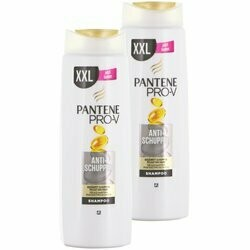 Pantène Pro-V Shampooing antipelliculaire 2x500ml 1000ml