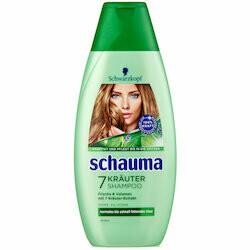 Schauma Shampooing aux 7 herbes 400ml