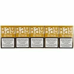 Bay Makena Natural White Filter Cigarette carton