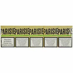 Parisienne Verte carton