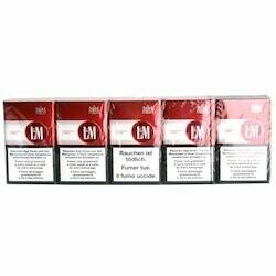 L&M Red Label carton