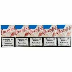 Chesterfield White carton