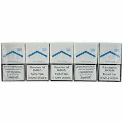 Marlboro Silver Blue carton