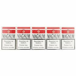 Magnum Full Flavor Red carton