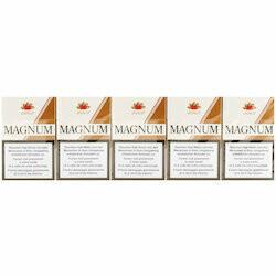 Magnum Gold carton