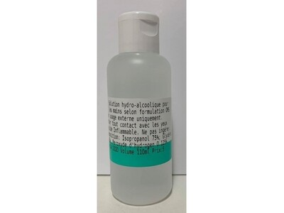 1x Désinfectant 50 ml pour les mains à 70% d'alcool 7.9 chf