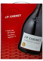 J.P. Chenet Cabernet Sauvignon-Syrah Vin de Pays d'Oc Bag-in-Box 300cl