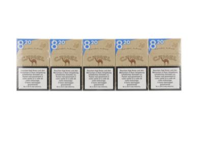 Camel Natural Flavor Brown carton