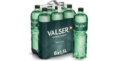 Valser Eau minérale gazéifiée classique 1x1.5 l