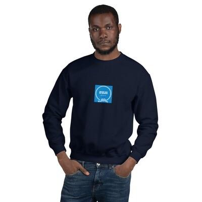 MenCourage Range - Abuse Has No Gender Unisex Sweatshirt