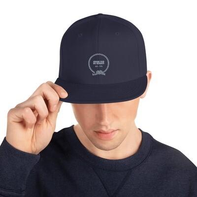 MenCourage Range - Abuse Has No Gender Snapback Hat