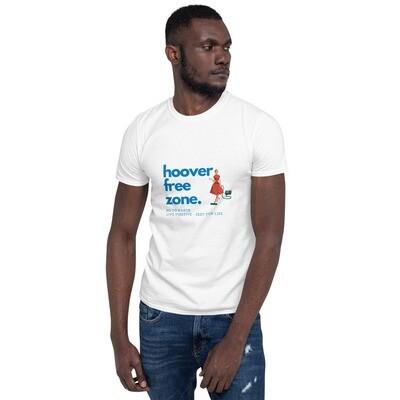 Live Positive Range - No Hoovering NPD & BPD Awareness Short-Sleeve Unisex T-Shirt