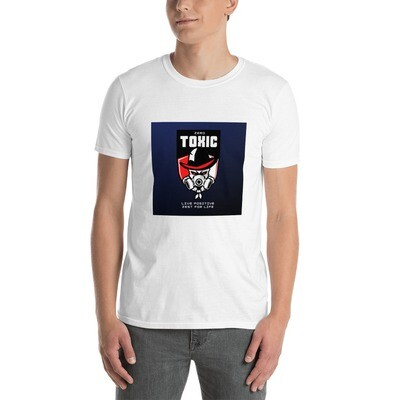 Live Positive Range - Zero Toxic NPD & BPD Awareness Short-Sleeve Unisex T-Shirt