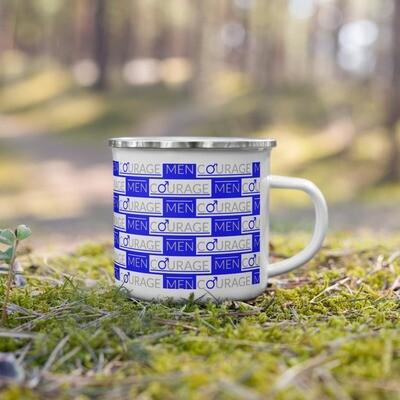 MenCourage Range - Logo Trekking Mug