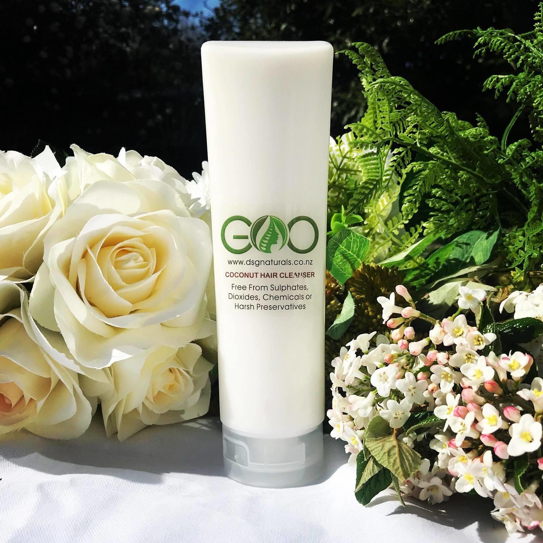 Coconut Hair Cleanser