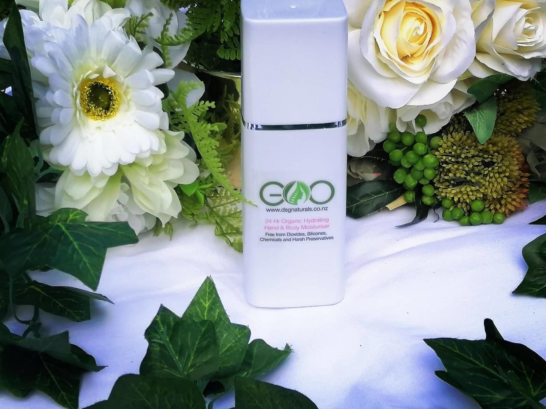 24Hr Organic Waterless Body Moisturiser