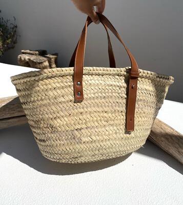 Medium Monogram Basket