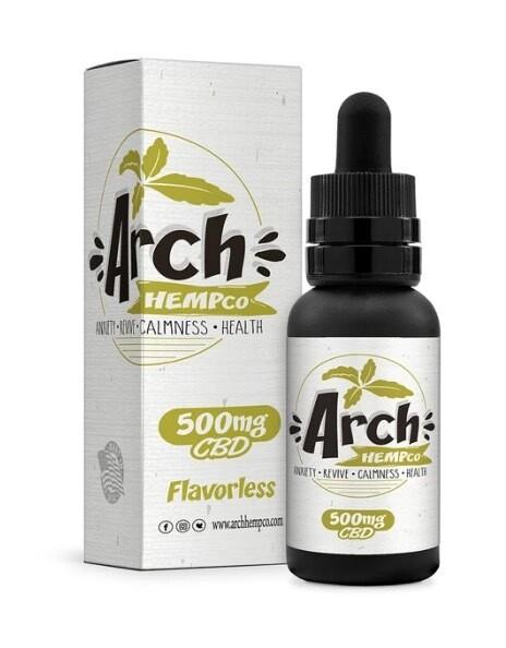 Arch Hempco Flavorless 500mg VAPE
