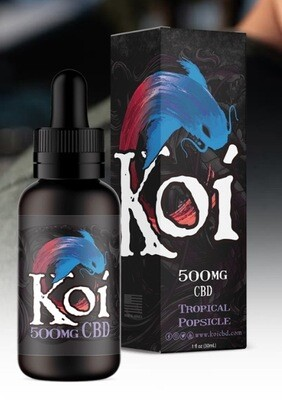 Koi Tropical Popsicles 500 MG