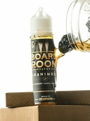 BR Vapor Unanimous Blackberry Vanilla Brandy 3 mg