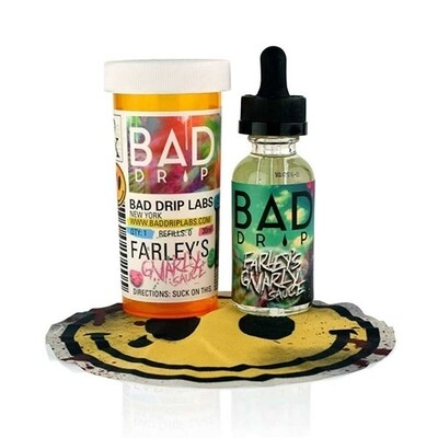 Bad Drip Farley's Gnarly Sauce Iced Out 0mg