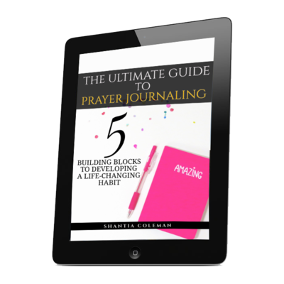 The Ultimate Guide to Prayer Journaling