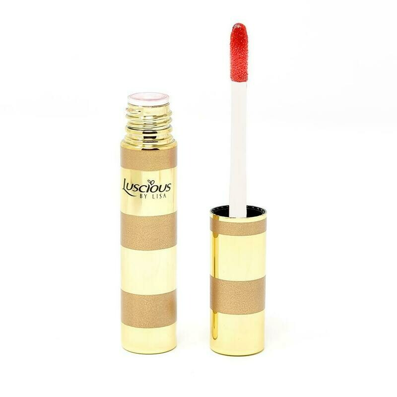 "Lip gloss in ""Fire"" (Xmas Sale Deal)"