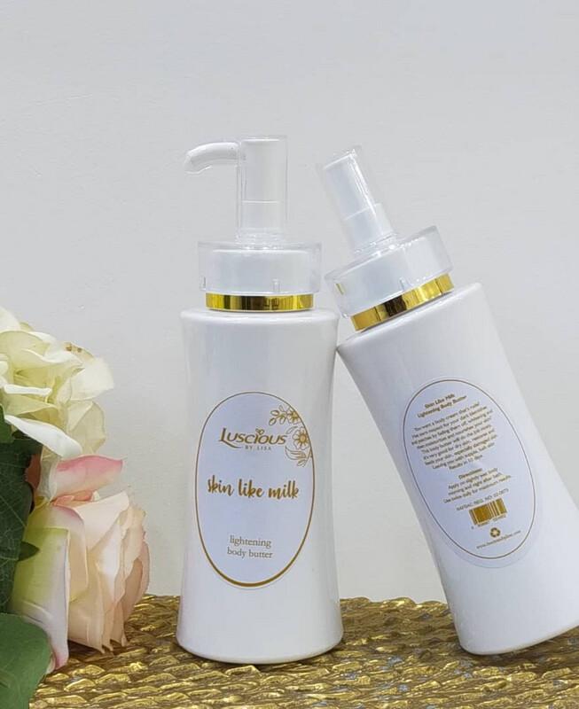 Skin Like Milk Lightening Body Lotion Anniversary Sale Price