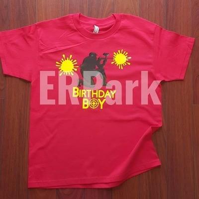 Birthday Shirts - Youth